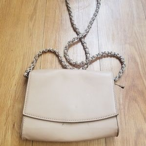 Forever 21 taupe purse